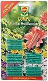 COMPO Varitas fertilizantes para plantas de interior y exterior, Larga duración...