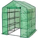 TecTake Invernadero de jardín vivero casero Plantas Cultivos - Varios Modelos -...